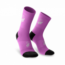 AKTIV HIGHT SOCKS NEON PINK