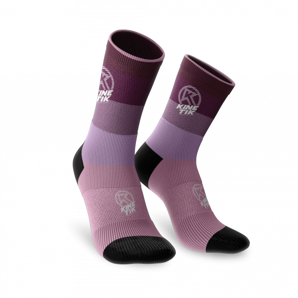 AKTIV HIGHT SOCKS REPLIKA PINK